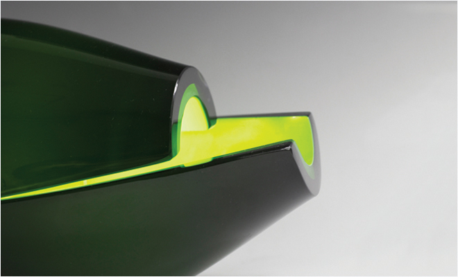 Luminous Colour Table Light Green
